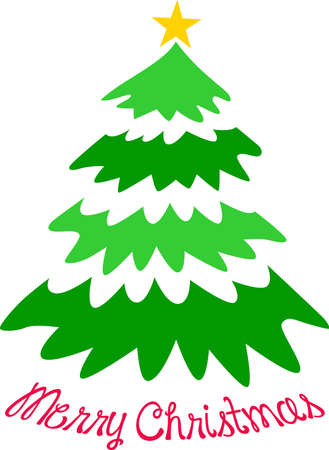 クリスマスの装飾のこの美しいツリーを使用します。  イラスト・ベクター素材