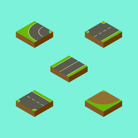 等尺性方法を設定飛行機の方法、ターンと他のベクトル オブジェクト