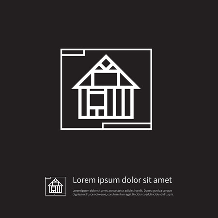 Construction vector element can be used for template blueprint construction vector element can be used for template blueprint construction design concept isolated malvernweather Gallery