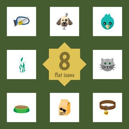 Set of animal icon. Stock Vector - 85654160