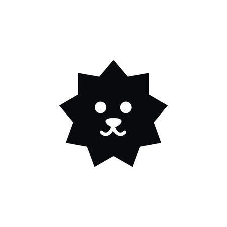 Hedgehog  Vector Element Can Be Used For Crew, Cut, Hedgehog Design Concept.  Isolated Crew Cut Icon. Ilustração