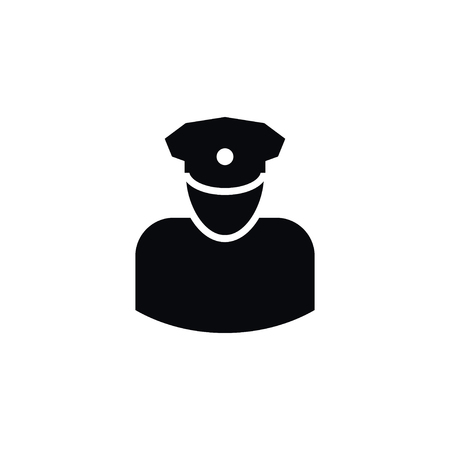 squad: Isolated Agent Icon. Security Man Vector Element Can Be Used For Agent, Security, Man Design Concept.