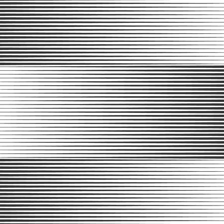 Vector geometrisches Muster mit Halbtonzeilen Illustration.