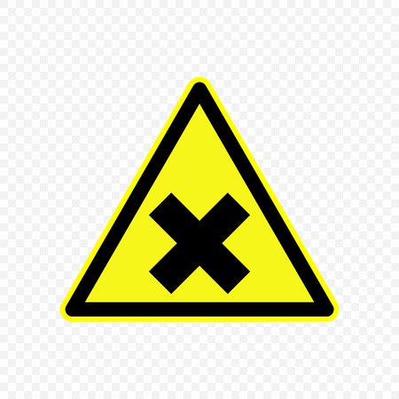 Generic Caution Warning Sign Hazard Symbols Royalty Free Cliparts