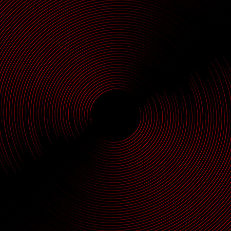 Abstract moderv background with sound wave
