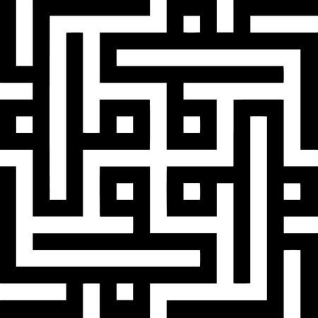 Fourfold Muhammad in geometric Kufic script, tilework pattern often used in Islamic architectural decoration