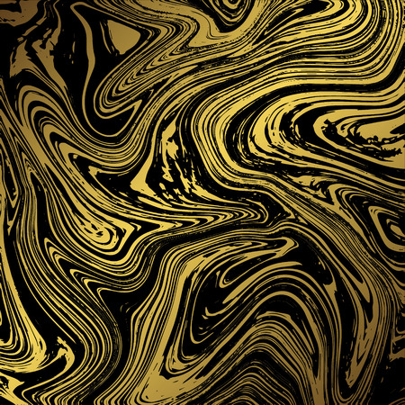 Fond de marbre doré. texture d'or. Modèle de conception moderne pour mariage, invitation, web, bannière, carte, modèle, illustration vectorielle de papier peint.