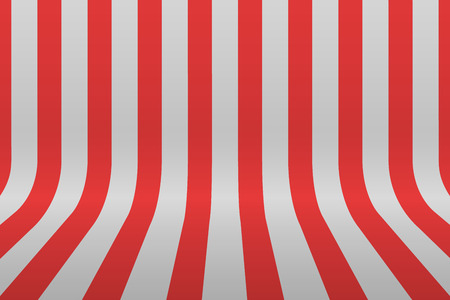 perspective grid line background. stripe room Illustration
