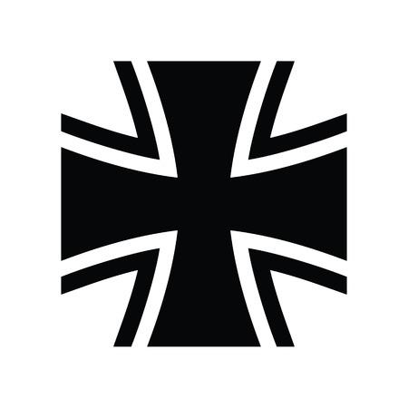 Croix de la Bundeswehr - emblème de l'armée allemande