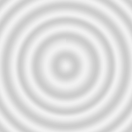 Circular shape background with ripple effect