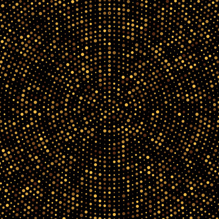 gold disco glitter background. Festive premium design template for holiday greeting card