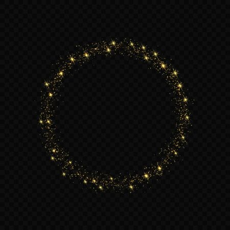 glow light effect stars bursts with sparkles isolated. magic dust particles
