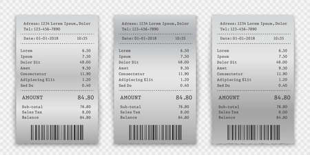 set blank paper check Template for your design