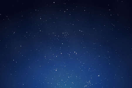 Sky night dark blue background Template for your design