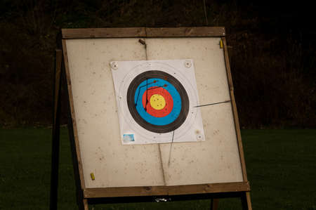 misses: Arrows flying towards and hitting therir target, representing goals and reaching them.