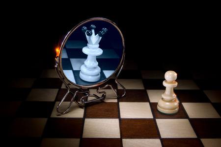 subconsciousness: This image - a metaphor  consciousness and subconsciousness