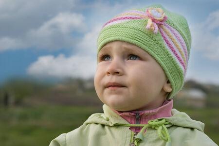 trustful: Children are very trustful