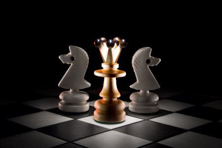 misunderstanding: This symbolical image (loneliness, egoism, independence, misunderstanding, disagreement).