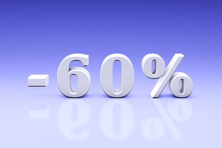 favourable: Holiday discounts for the goods and services. Set of discount 3d-images 3000x4500px.