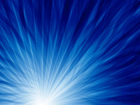 Abstract Simple Blue Wave Radiation. Internet background