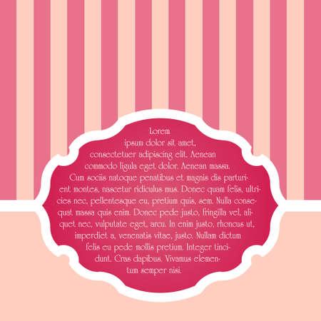 burgundy ribbon: Elegante Invito a nozze o annunci