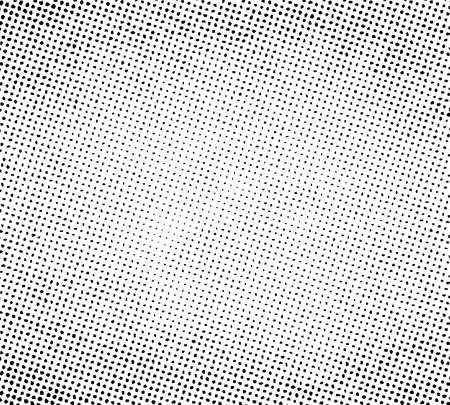 Grunge halftone print pattern background. Vector illustration