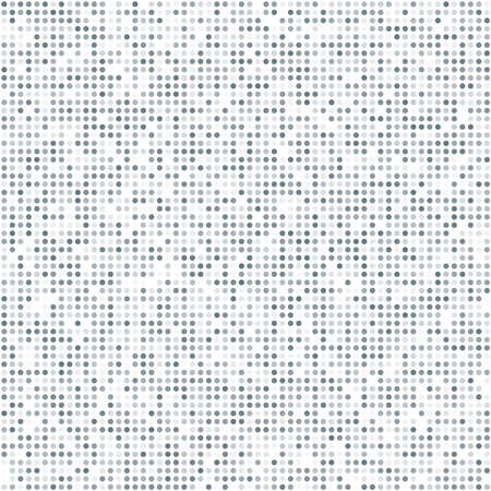 dot pattern: Abstract seamless dot background pattern. illustration Illustration