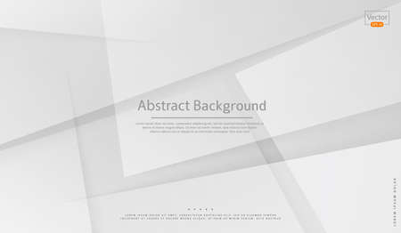 Abstract white pattern. Design concept. Geometric modern and business style background