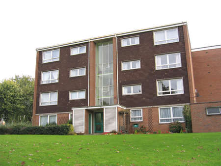 drab: Drab Apartments in England