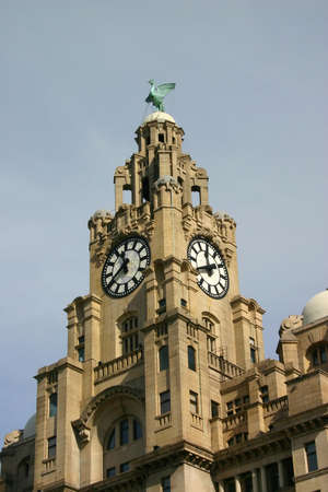 liverpool: Historic Liver Buildings in Liverpool
