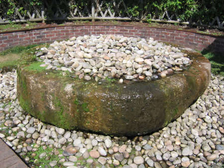 water feature: Water Feature in England