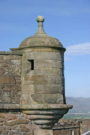 wallace: Stirling Castle in Scotland UK