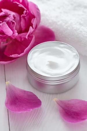 blackhead: Dermatology herbal cosmetic cream vitamin spa lotion natural organic moisturizer cleansing product. Medical hygienic anti aging, acne, blemish, pimple, blackhead clear treatment