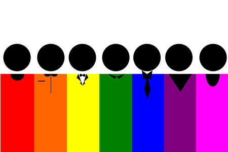 LGBT different kinds of human