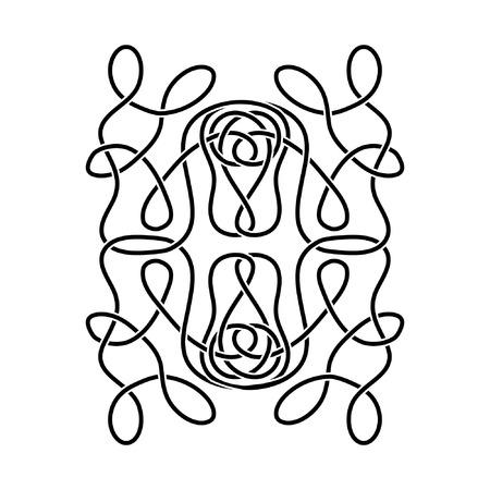 celtic: Celtic ornament