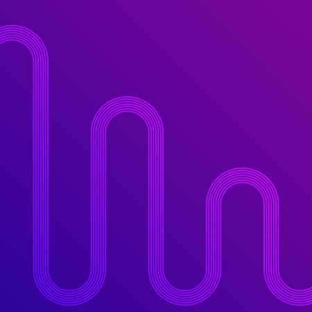 violet purple: abstract background with stripes pattern