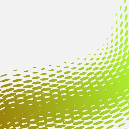 gradation art: abstract halftone background