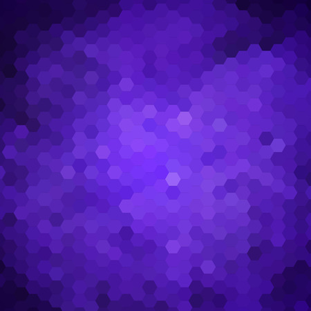 hexagon background: abstract geometric hexagon background