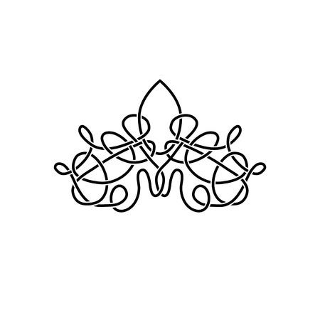handcarves: Celtic ornament
