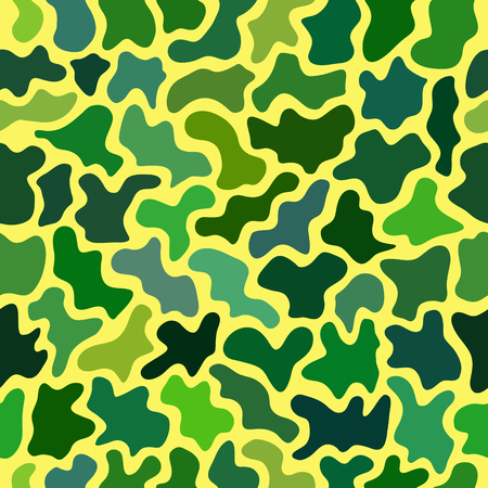spotted: abstract vector chaotic spotted seamless pattern