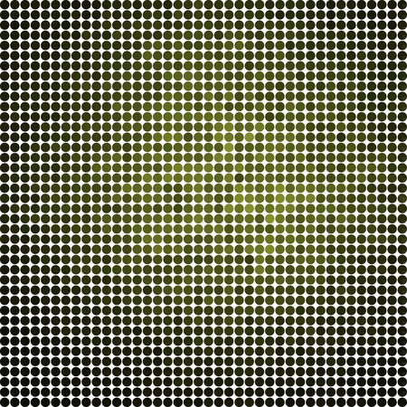 textiles texture: abstract vector colored round dots background