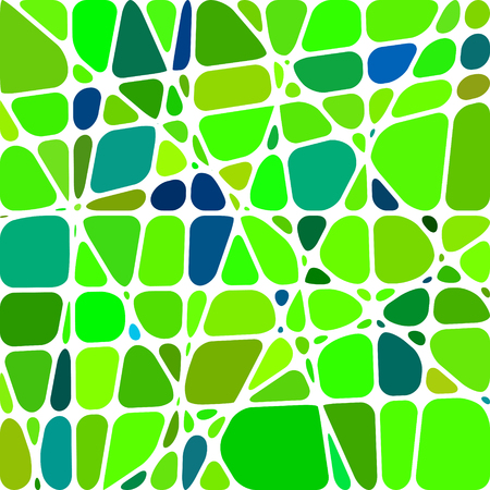 glass windows: abstract vector stained-glass mosaic background
