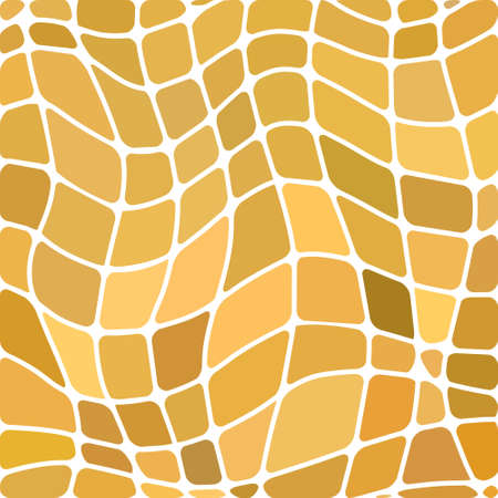 mosaic: abstract vector stained-glass mosaic background