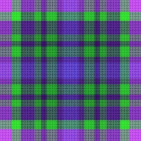 tartan: abstract vector tartan seamless Illustration