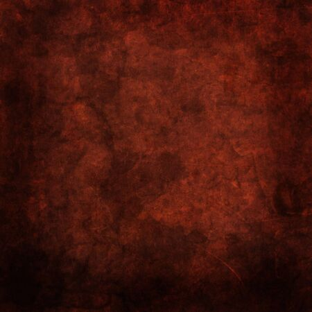 red design: abstract colored scratched grunge background