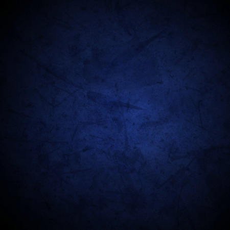 dark blue background: abstract colored scratched grunge background
