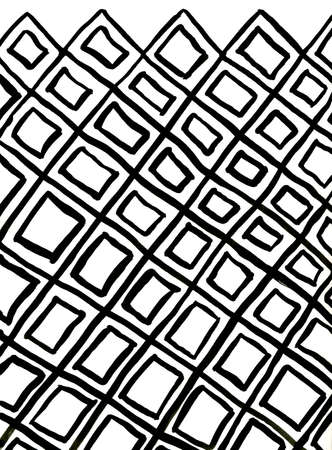 black ink: abstract black ink background Stock Photo
