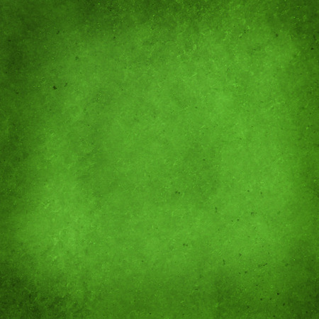 abstract colored scratched grunge background - grass green