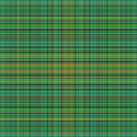 celtic: abstract vector tartan seamless - blue and yellow