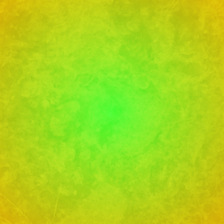 abstract vector grunge background - yellow and green